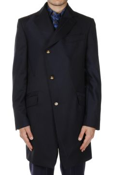 Cappotto Foderato in Lana