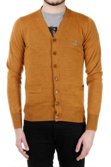 Wool Cardigan with Pockets
