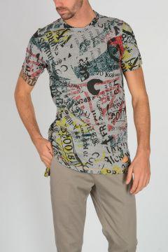 ANGLOMANIA T-Shirt NEWSPAPER RUBBISH