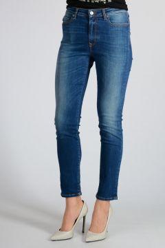 ANGLOMANIA Jeans In Denim Stretch 14cm