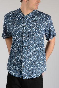 ANGLOMANIA Leo Printed Shirt