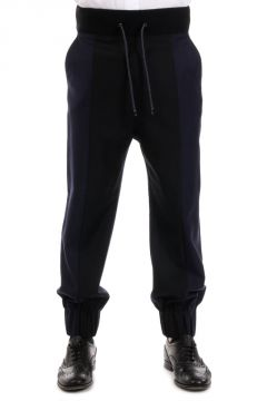 Wool Jogging Trousers