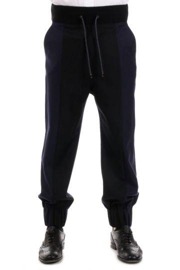 Wool Jogging Trousers