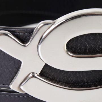 RIVE GAUCHE Cintura in Pelle 40 mm