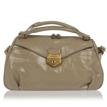 Handle Leather Bag