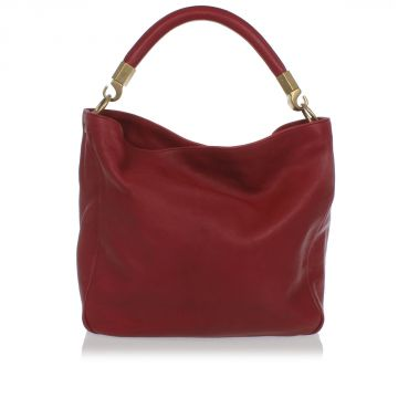 Borsa Shopper Secchiello SAC ROADY in Pelle