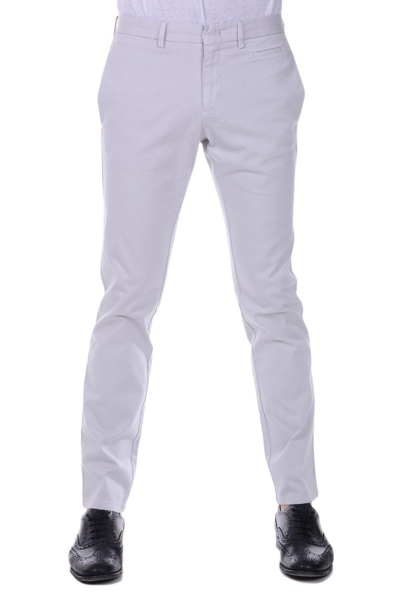 40b1b6af5005b ZEGNA Uomo Z ZEGNA Pantalone in Cotone Stretch - Glamood Outlet