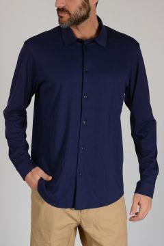 Z ZEGNA Cotton Jersey Shirt