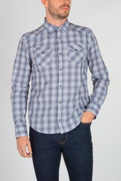 Camicia  in Popeline Cotone