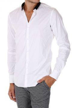 Camicia FRANCESCO in Cotone stretch