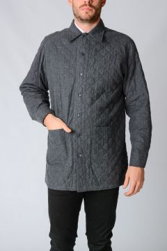 Padded Cotton Shirt