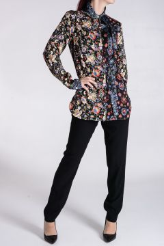 Stretch Silk blouse