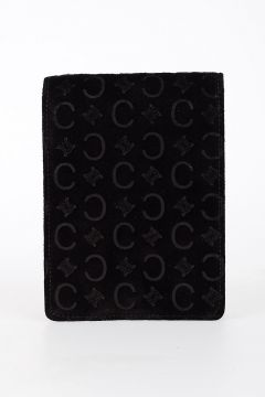 Suede Leather Purse Bag