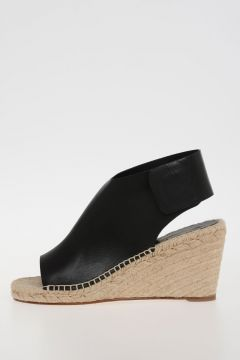 Leather Cord Wedge