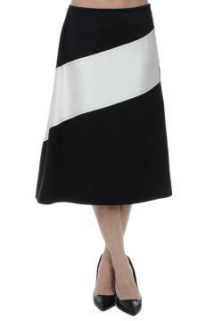 Wool Silk Skirt