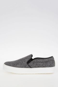 Sneakers SKATE FELT Slip On