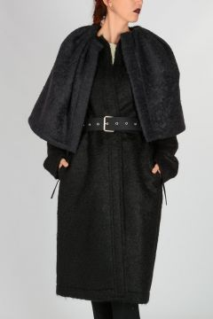 Mohair & Wool Coat