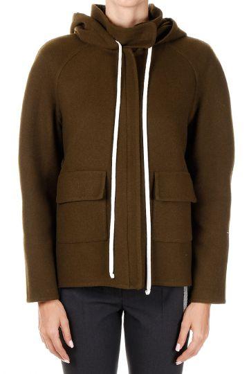 Long Sleeved Cashmere Coat