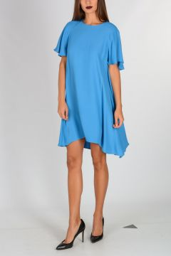 Shift Viscosa Dress