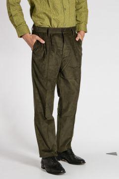 Pantalone Chino in Velluto
