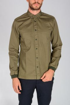 Cotton Gabardine TASCON Shirt