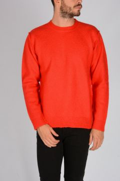 Merino Wool Blend Sweater
