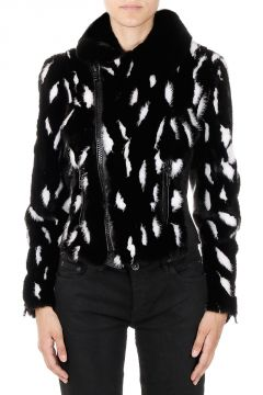 Real Fur Mink SHAKIRA Jacket