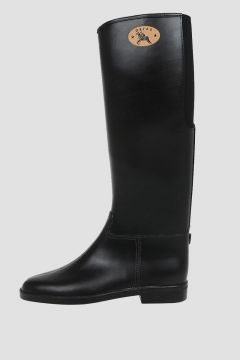 Rubber & Fabric Boots