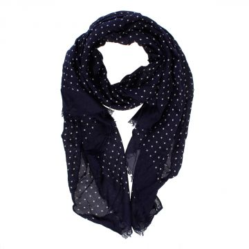 Pois Printed Modal Cashmere Scarf 70x160cm