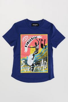 T-Shirt SURF SQUAD '64 in Jersey