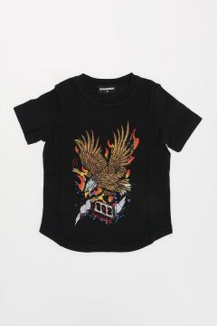 T-Shirt EAGLE in Jersey