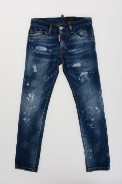 Stretch Denim SKATER Jeans