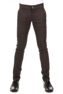 Pantalone AMERICA con FRISI in Cotone Stretch