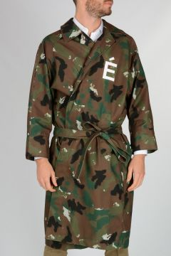 Cappotto Mimetico Camouflage