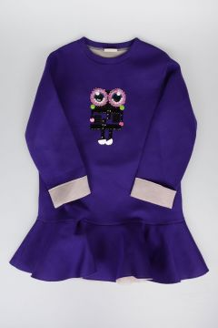 Neoprene MONSTER Dress