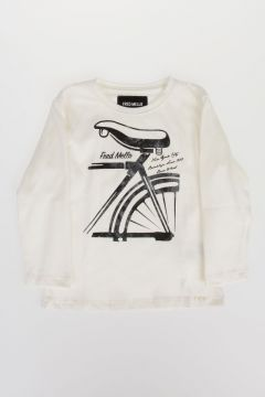 Long Sleeve BIKE T-shirt