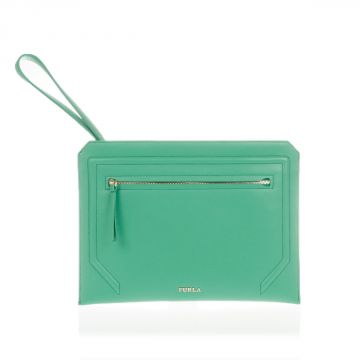 ALICE Leather Pochette Bag