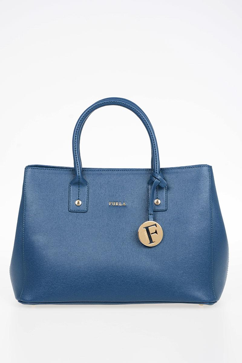 8f3b91cd33c Furla Women Leather LINDA Bag - Glamood Outlet