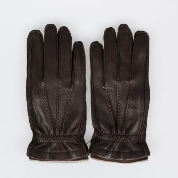 Nappa Leather Gloves with Removable Lining