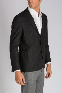 Virgin Wool cotton BOMBEY Blazer
