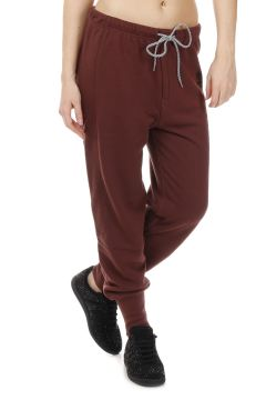 Cotton Blend Jogging Pants