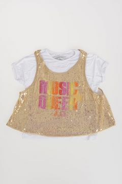 Sequined T-Shirt