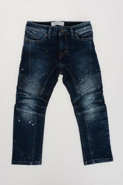 12cm Stretch Denim Jeans