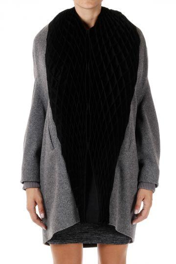 Mixed Wool Coat