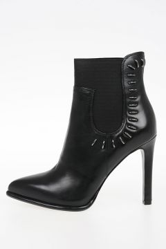 Leather CASSIDY Ankle Boots 11 cm