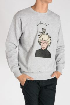 ANDY Embroidery Sweatshirt