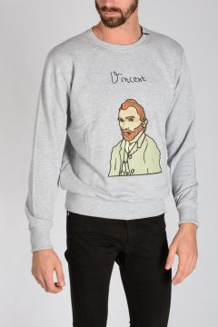 VINCENT MAN ART Sweatshirt