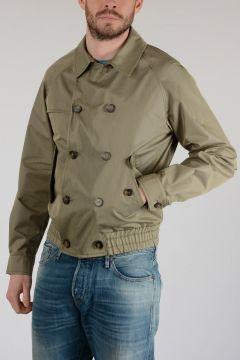 Cotton and Nylon WILLIAM Jacket