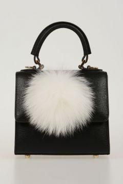 Saffiano Leather BUNNY Bag