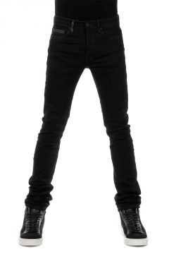 18 cm Stretch Denim Slim Fit Jeans